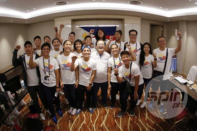 Perlas Pilipinas begins SEA Games bid against Singapore