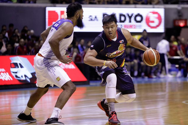 Beau Belga makes most of temporary freedom after PBA delays one-game suspension