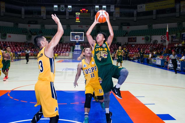 Mantilla triple-double show leads unbeaten USJ-R Jaguars past Panthers in Cesafi