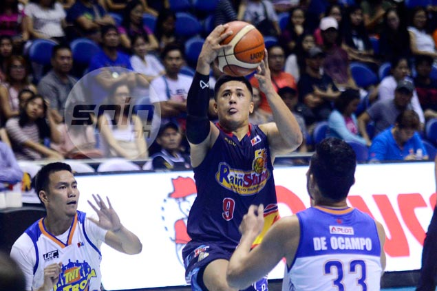 Rain or Shine deals TNT Katropa a 32-point loss in battle of shorthanded ballclubs