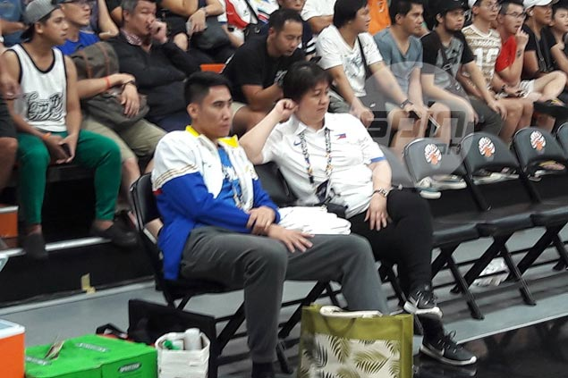 Gilas down to 11 men vs Thailand as request to insert Belo in lineup yet to be approved