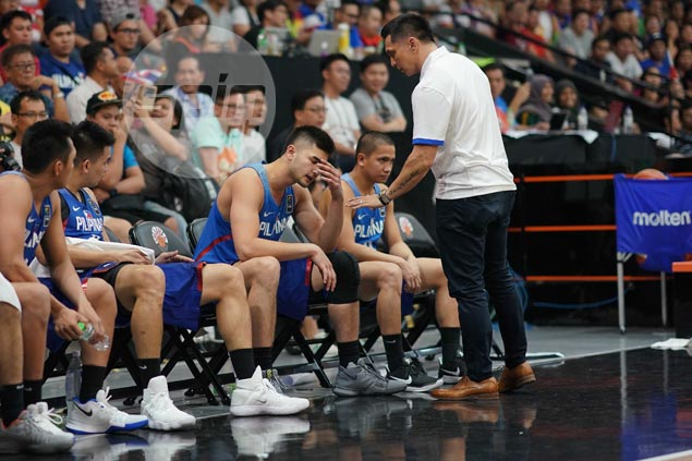 Kobe Paras shrugs off bench incident, says all he wants to do is bring 'energy' to Gilas