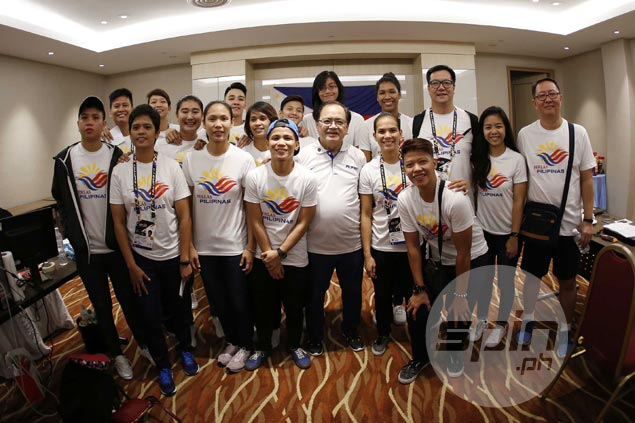 Perlas Pilipinas suffers setback after rousing debut with loss to Indonesia in SEA Games