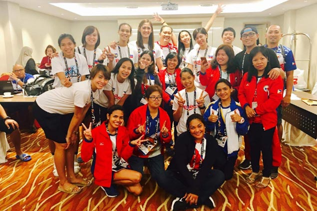 Vicente bars PH spikers from granting media interviews to keep focus on SEA Games bid