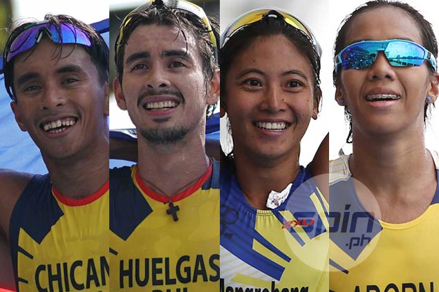 Focus now on Asiad as overseas training resumes in a week for Huelgas, Mangrobang, Chicano and Adorna