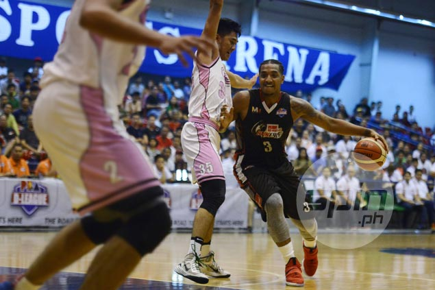 Cignal closes in on second D-League title with rout of CEU in Game One