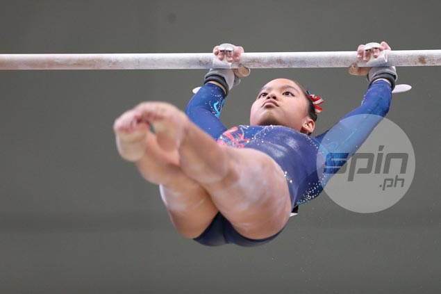 Kaitlin De Guzman adds another gold for PH in artistic gymnastics in SEA Games