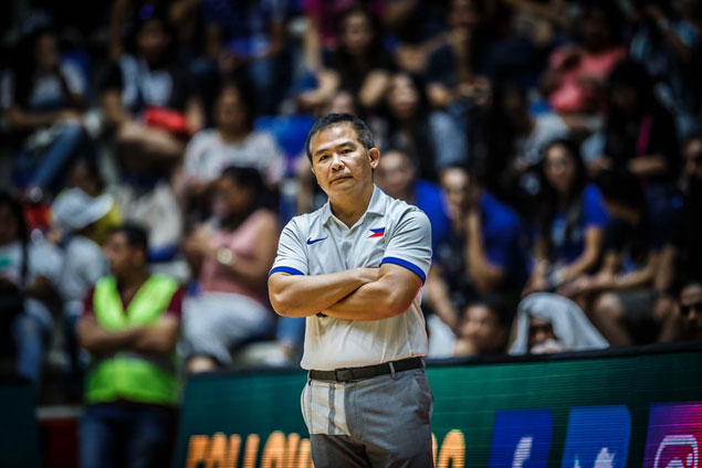Chot Reyes on Gilas fall: 'All shortcomings are mine, so all the bashers can chill'