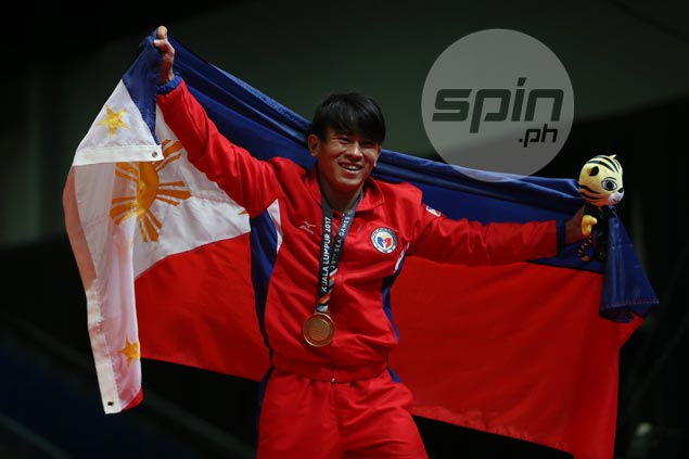 Philippines wins five SEAG gold medals in most productive day yet, but rues one that got away