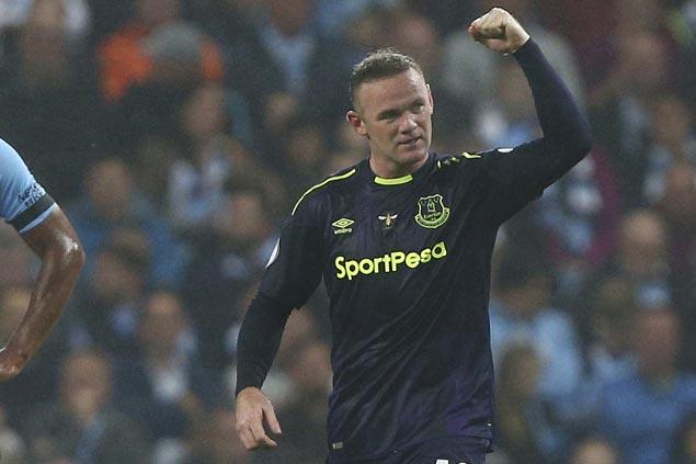 Reborn on return to boyhood club Everton, Wayne Rooney eyes England comeback