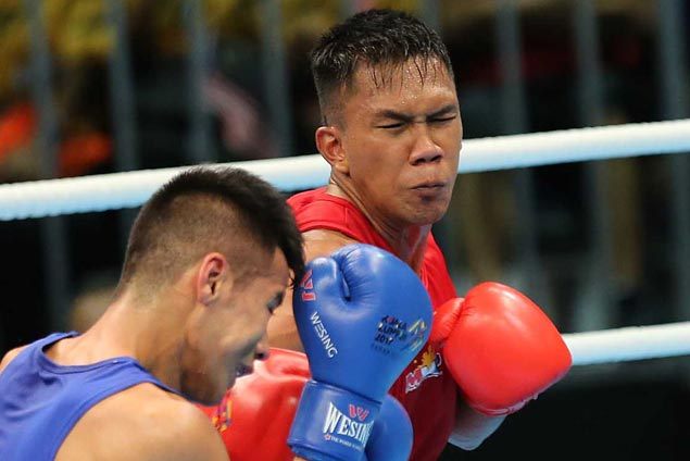 Eumir Marcial says Paalam's early goodbye served as his biggest motivation