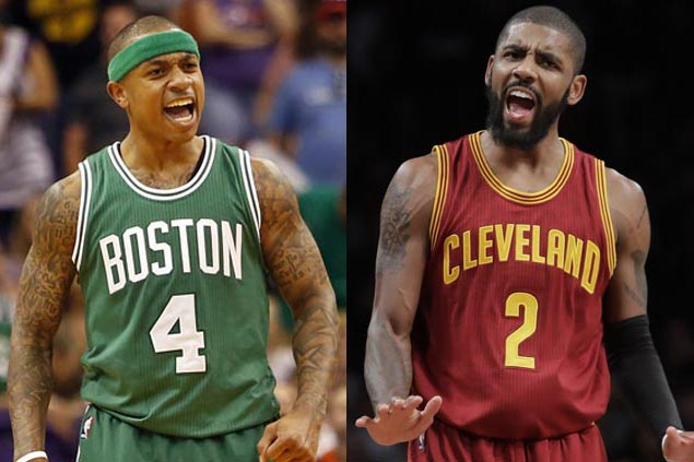 Cavs trade Kyrie Irving to Celtics for Isaiah Thomas, two others and first-round pick