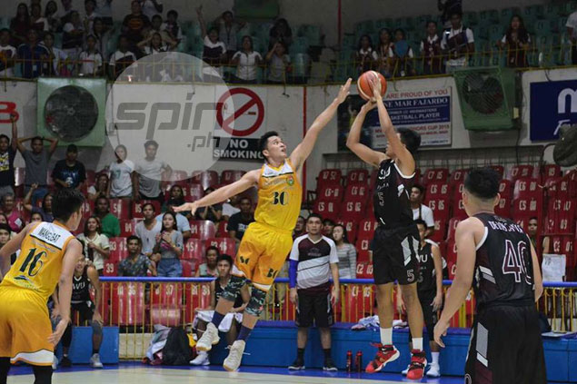 USC Warriors ride clutch heroics of rookie John Reel Saycon anew in slim win vs SWU Cobras