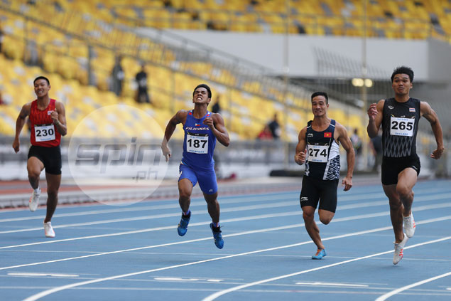 Late gold medals in decathlon, 200m run save day for Philippines in SEA Games
