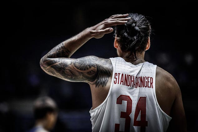 Christian Standhardinger faces disqualification after no-show on first day of PBA Draft Combine