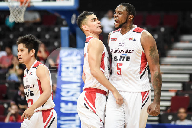 Blackwater prolongs Alaska agony in 2OT thriller, posts first-ever three-game win streak