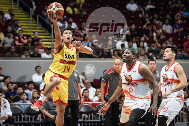 Unbeaten Star asserts mastery of Phoenix as Marc Pingris returns from injury