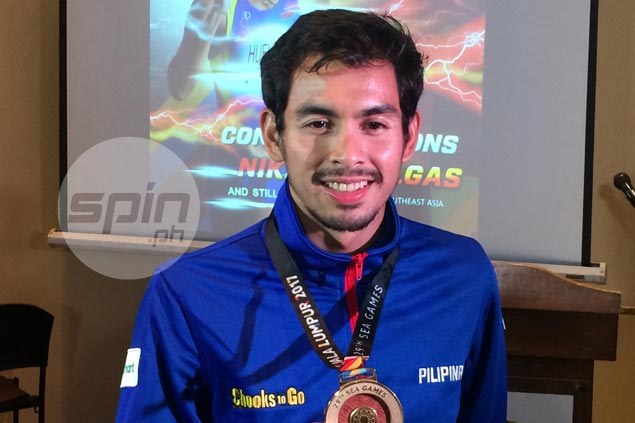 Sweep of SEA Games gold medals just the start for PH triathlon, says Huelgas