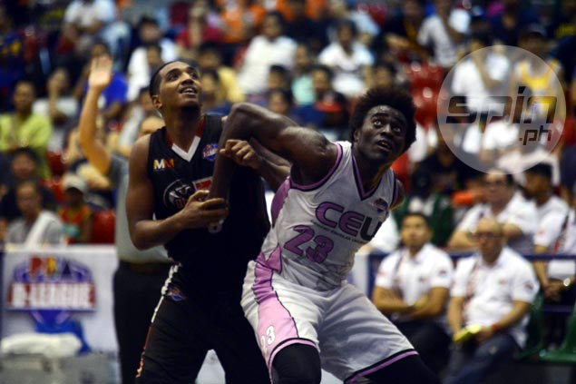 Jason Perkins ably fills void left by Raymar Jose as Cignal inches closer to D-League title