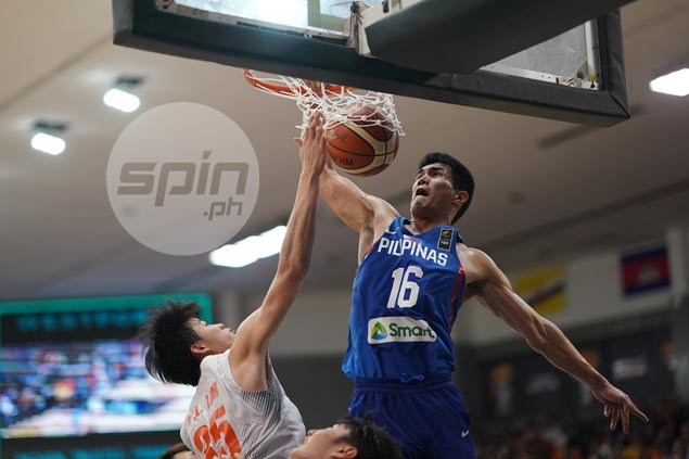 Gilas cadets put away host Malaysia early, complete sweep of preliminary matches