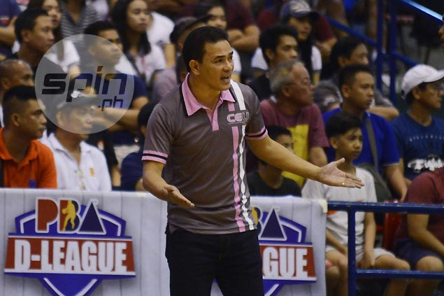 CEU coach looks to address flat start, poor shooting as Scorpions try to stay alive