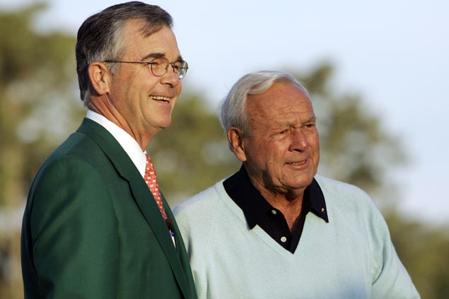 Billy Payne ends remarkable career, retires as Masters and Augusta National chairman