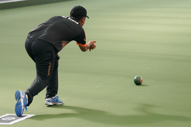Philippines gets unlikely gold medal in lawn bowls to hike output to 11 in SEA Games