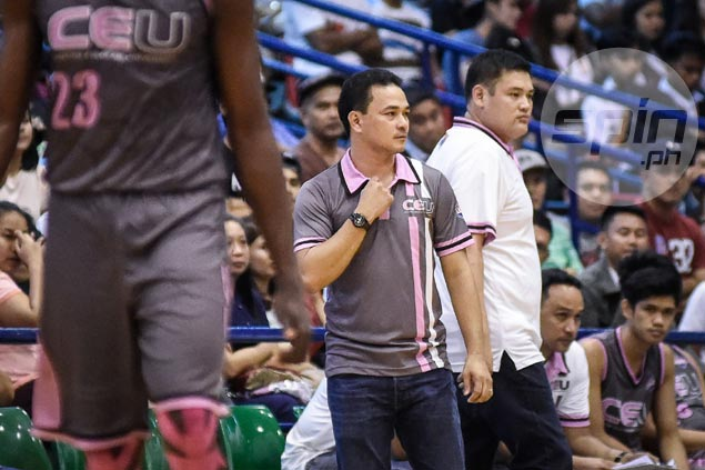 CEU tests mettle of rejigged Olivarez College in finals rematch to kick off UCBL title defense