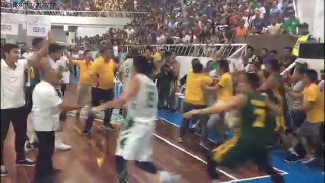 Under-fire Ron Dennison claims he only came to aid of FEU teammates in 'basket-brawl'