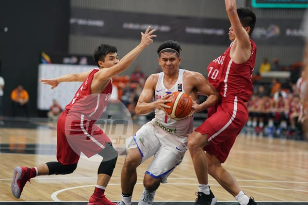 Gilas Pilipinas gets act together just in time to turn back Singapore, reach SEA Games final
