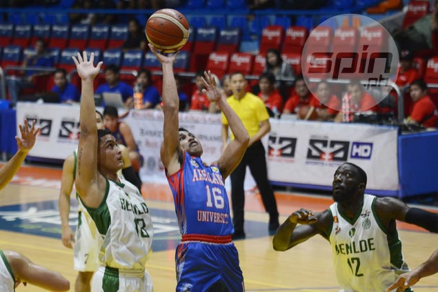 Arellano Chiefs rally from 16 points down to turn back CSB Blazers and halt four-game slide