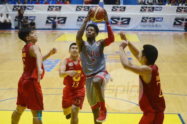 Lyceum cruises to victory over hapless Mapua to complete first-round sweep in NCAA
