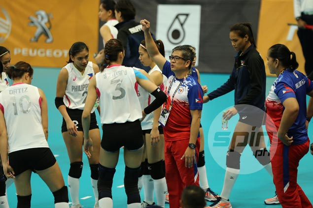 Amid calls for his ouster, Vicente says PH women's volley team needs longer preparation for int'l events