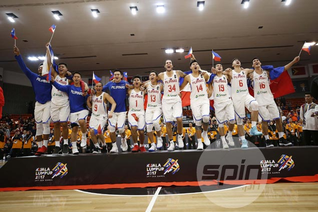 Gilas saves best for last, annihilates Indonesia to assert dominance in SEA Games