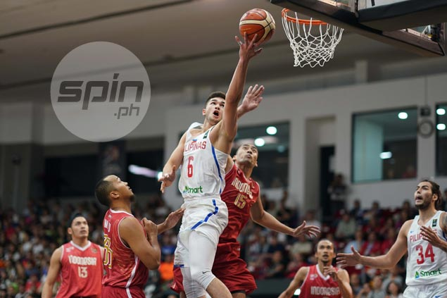 Amid call for Kobe Paras to return to college, Baldwin offers best piece of advice