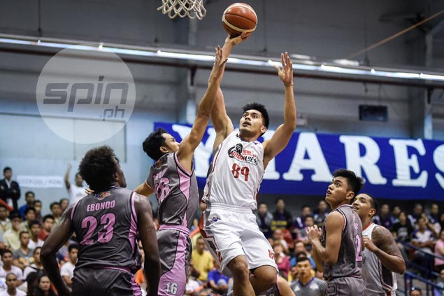Oping Sumalinog hopes standout stint with D-League champ Cignal bears fruit with PBA call-up
