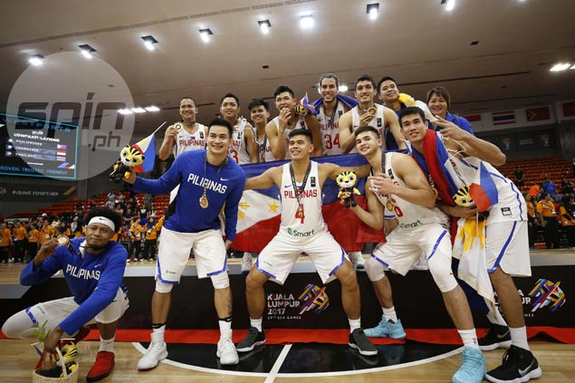 Philippine campaign bounces back from blank Friday as Gilas, judo, poomsae bag golds in SEAG
