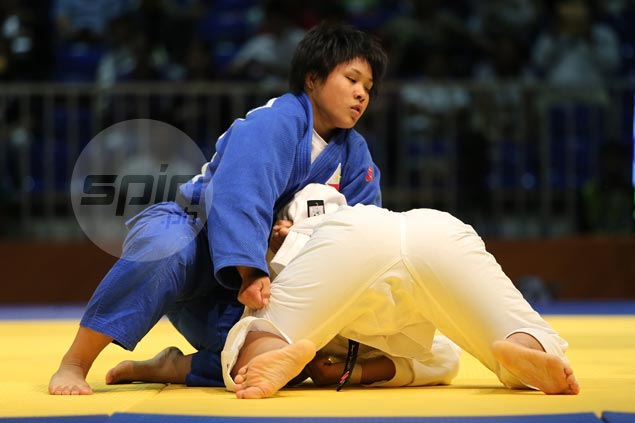 Teenage Fil-Japanese judoka Mariya Takahashi dethrones five-time SEA Games champ to bag gold