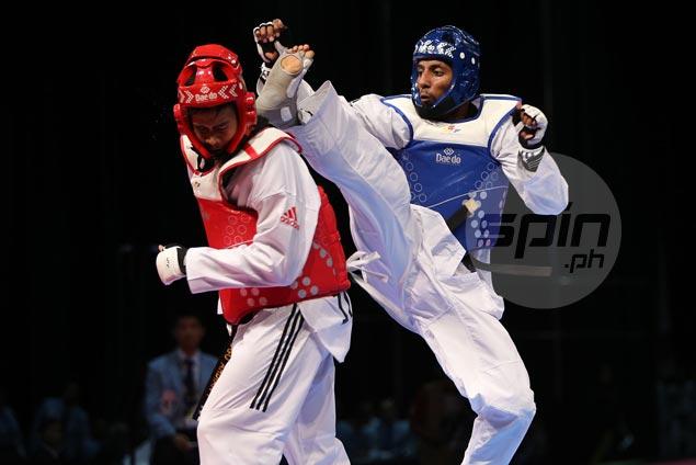 Filipino jin Samuel Morrison downs Indonesian rival to claim taekwondo lightweight gold