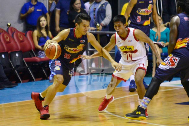 James Yap insists he doesn't mind rare scoreless outing, so long as Rain or Shine wins