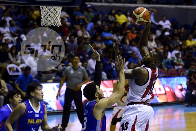 McKines says NLEX loss a wake-up call for SMB: 'We gotta stop getting hit first and start swinging first'