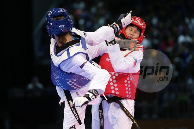 Cambodian jin asserts supremacy and Kirstie Alora settles for silver in KL SEA Games