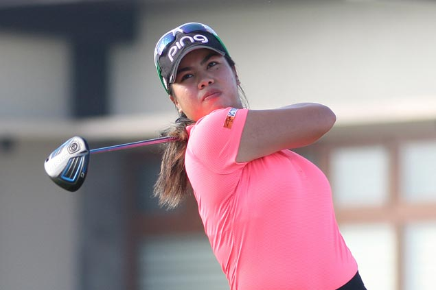 Pauline del Rosario two strokes clear at Pradera Verde Ladies Classic