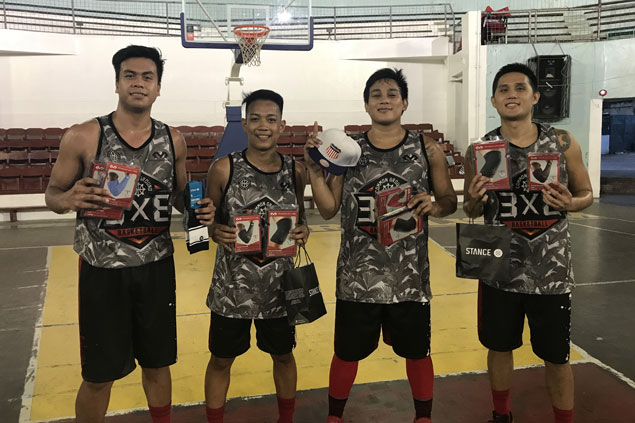 Mac Tallo leads Ball is Life to victory in Common Ground 3x3 tournament in Cebu