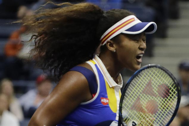No. 45 Naomi Osaka routs defending champion Angelique Kerber in first round of US Open