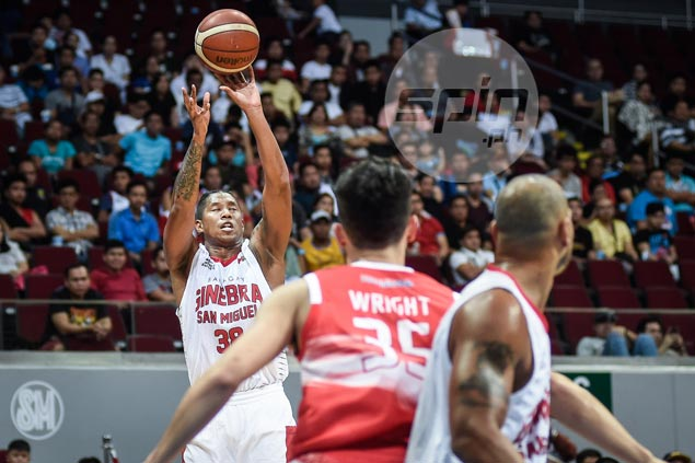 Do-it-all Joe Devance sees self as extension of Ginebra coach Cone on the court