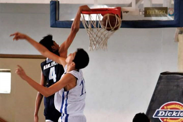 Soaring Baby Falcon pulls off jaw-dropping dunk against seven-footer Kai Sotto. WATCH