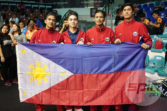 Top Filipino squash player cites big gains for SEAG team despite falling short of gold