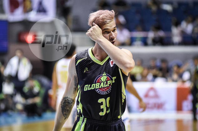 Arnold Van Opstal's career restart at GlobalPort stalled by season-ending knee injury