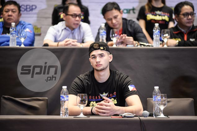 Gilas mission accomplished, Kobe Paras leaves for US to kick-start stalled NCAA career
